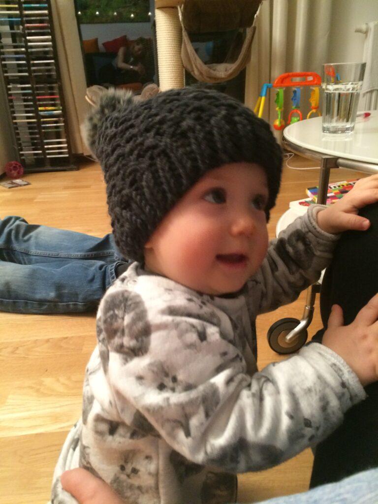 Mütze Strickanleitung - Kindermütze