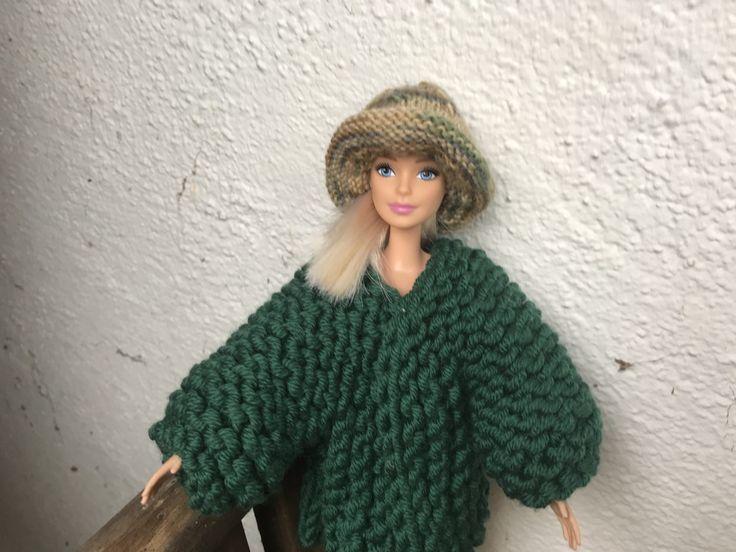 Barbie hat - Gestrickter Hut