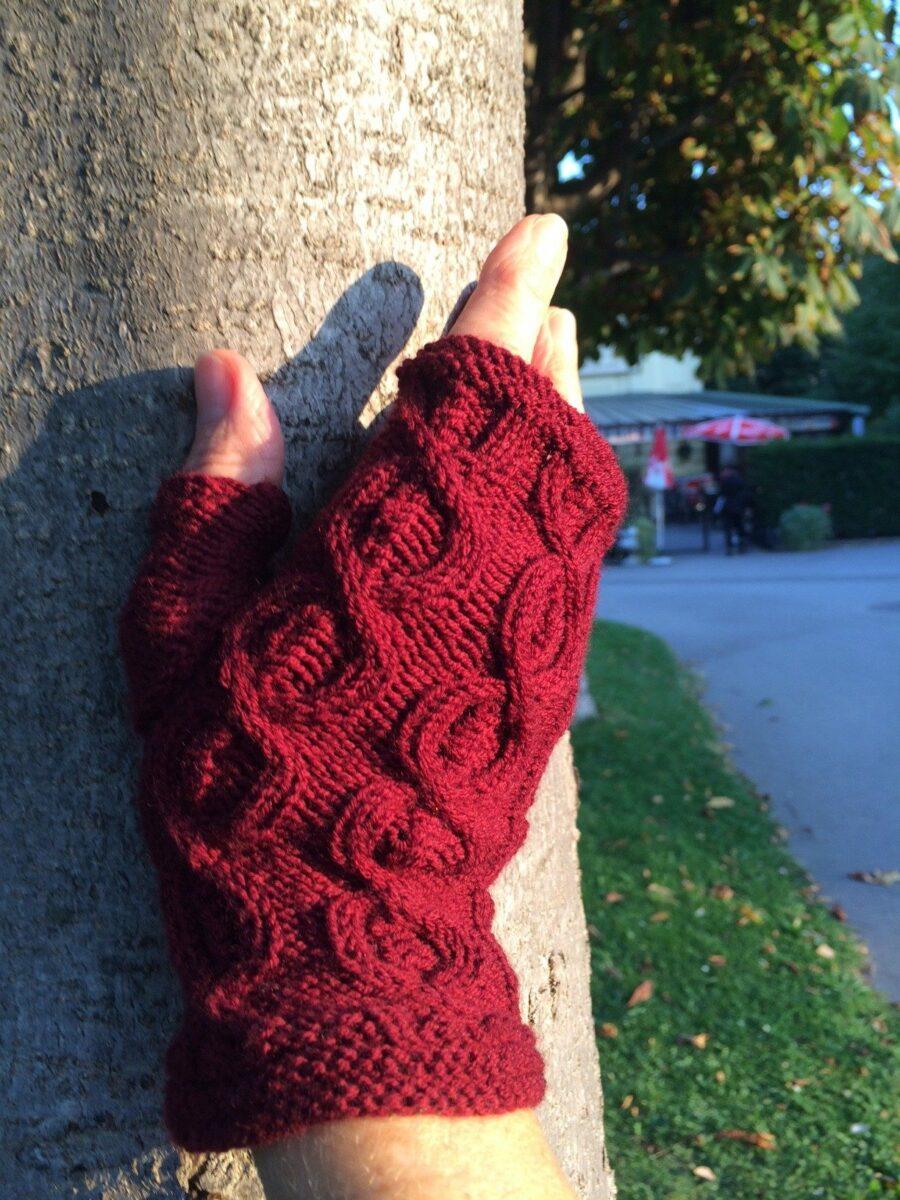 Fingerlinge (fingerlose Handschuhe)